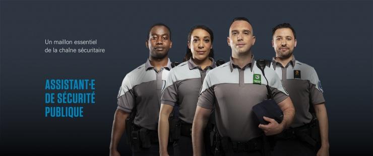 Devenez assistant-e de sécurité publique