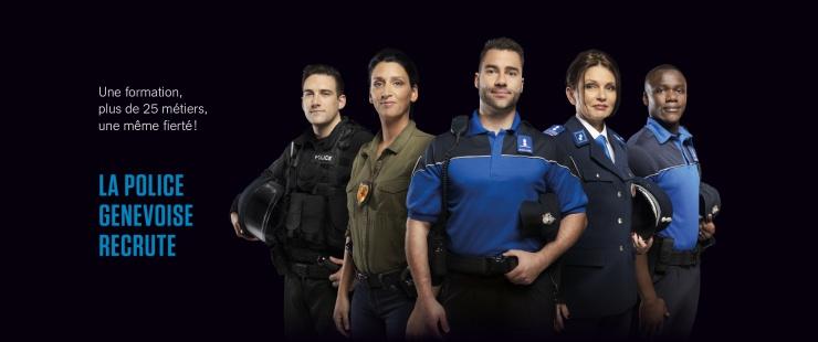 Devenez policier-ère