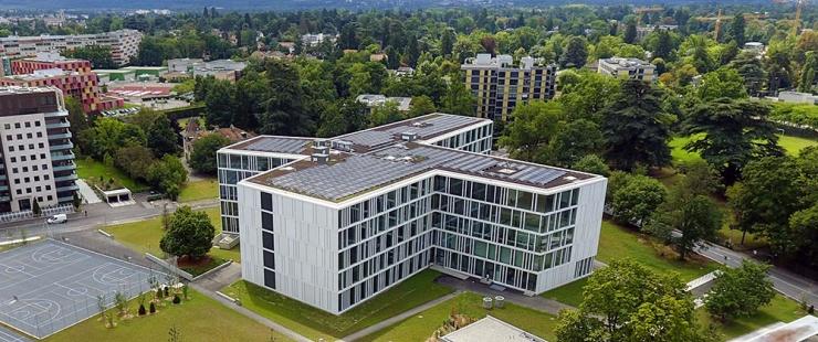 Nouvelle école de commerce Raymond Uldry
