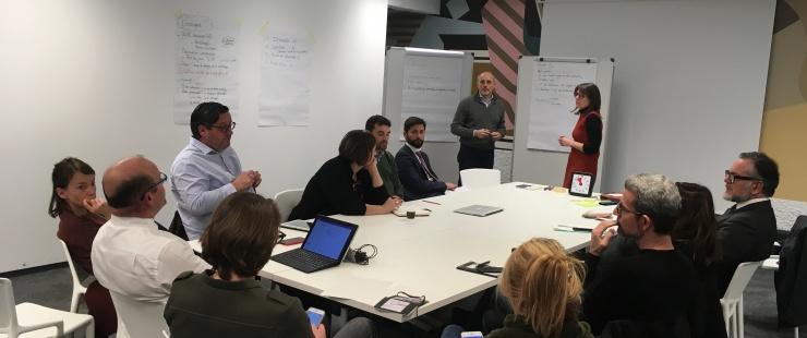 Atelier co-création, Plan d'action commerce, stratégie économique 2030