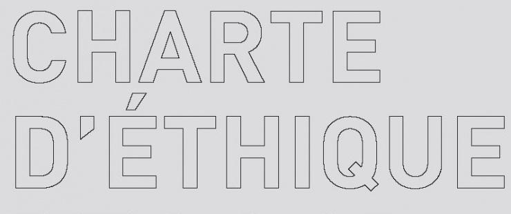 Charte d'éthique de la 3D