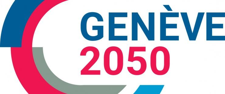 Logo GENEVE 2050