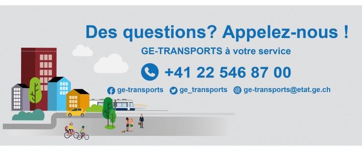 GE-TRANSPORTS à votre service, contact