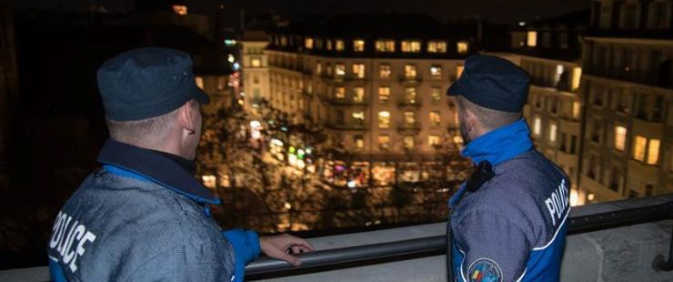 Police cantonale de Genève