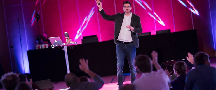 Alex Osterwalder; crédit photo : Lift:Lab 2017