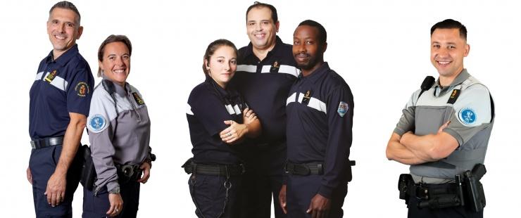Devenez agent de détention ou assistant de sécurité publique