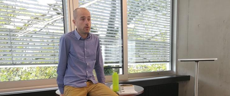 Thomas Gauthier nous parle de prospective