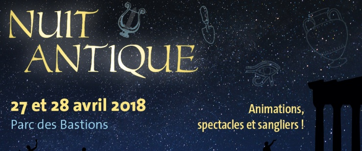 Nuit antique 2018