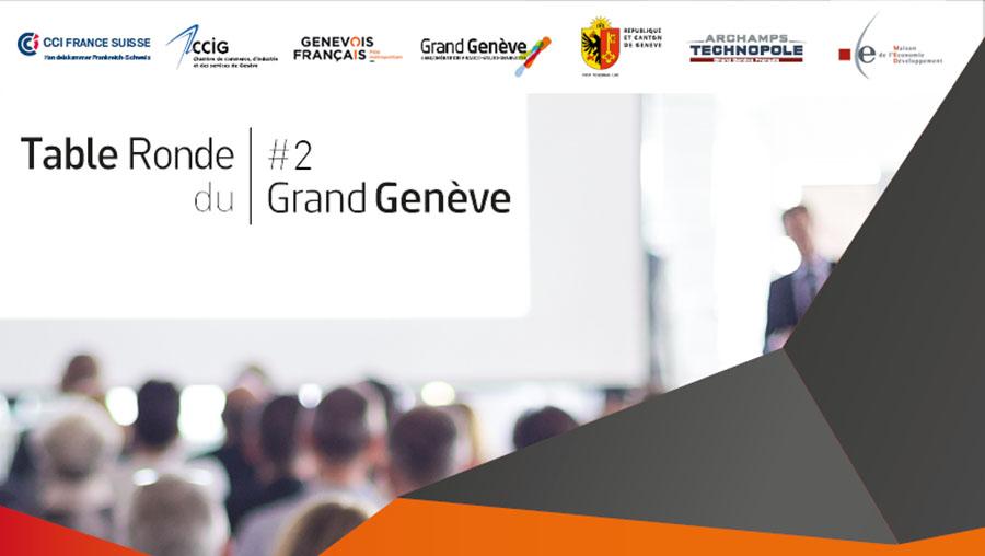 Les nouveaux pôles économiques liés au Léman Express: quelles opportunités pour les entreprises du Grand Genève?