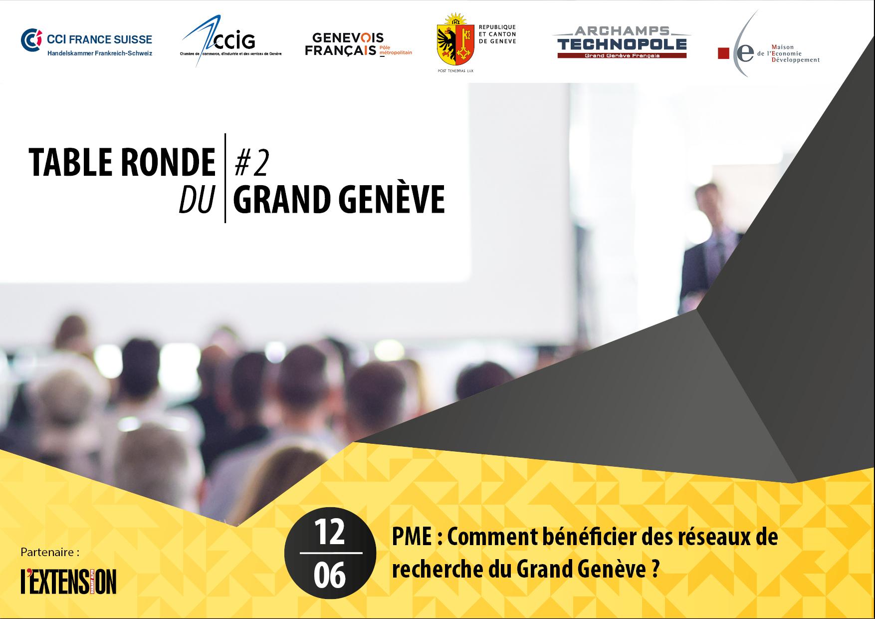 PME : Comment bénéficier des réseaux de recherche du Grand Genève ?