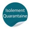 Info isolement et quarantaine