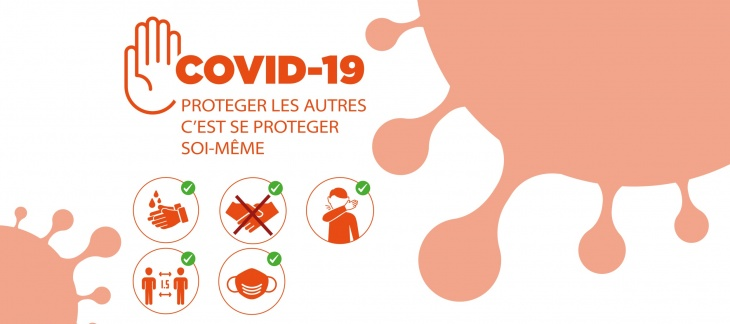 COVID-19 - mesures de protection et obligations